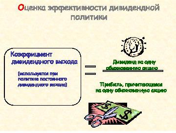 Порядок выплаты дивидендов Курс обучения