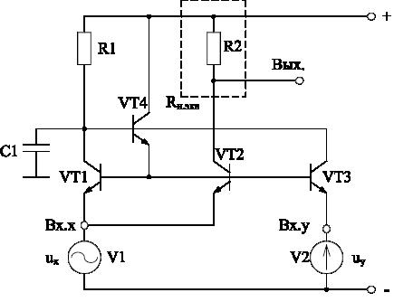 Модификация схемы УУ [43]