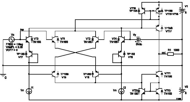 Схема АК рис.